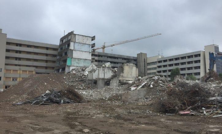 Demolizione bonifica ambientale cemento Bologna 2 Calderara di Reno Bologna