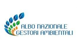 Logo Albo Nazionale Gestori Ambientali