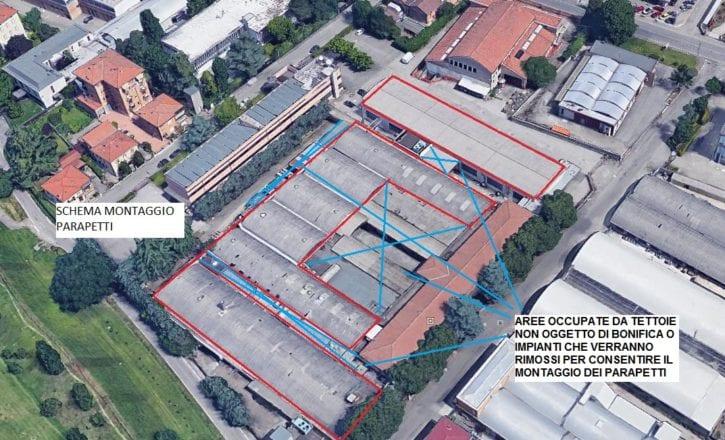 Demolizione bonifica recupero fabbricati Conti Editore San Lazzaro di Savena Bologna